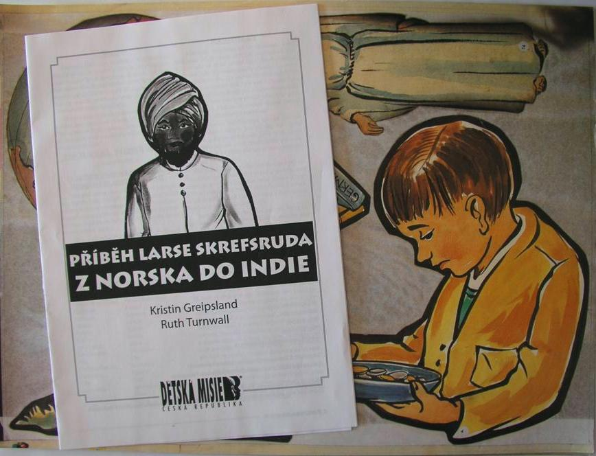 Z Norska do Indie (text a flanel)